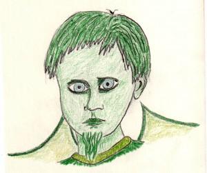 Blinky Greenwing