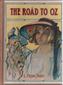road to oz cover