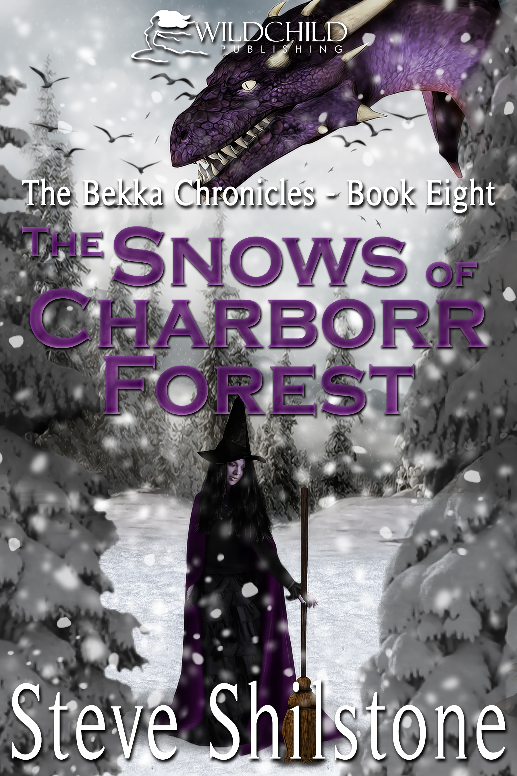 The Snows of Charborr Forest