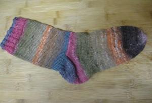 the angular sock